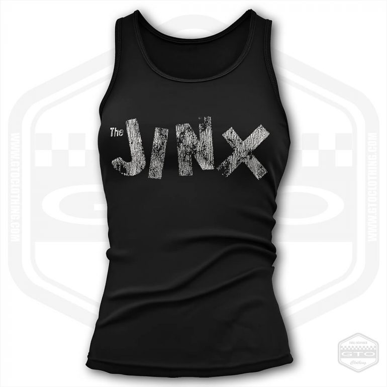 Peter and The Test Tube Babies Jinx Women's Tank-Top Black